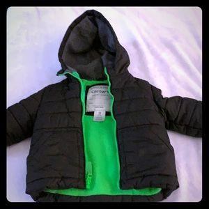 Baby boy Carters winter Coat!!! Adorable!